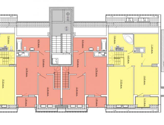 План мансардного поверху 2